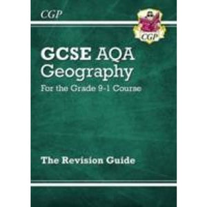 New Grade 9-1 GCSE Geography AQA Revision Guide - CGP Books 9781782946106
