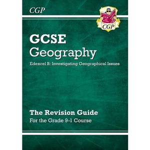 New Grade 9-1 GCSE Geography Edexcel B: Investigating Geographical Issues - Revision Guide - CGP Books 9781782946212