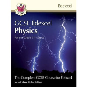 New Grade 9-1 GCSE Physics for Edexcel: Student Book with Online Edition - CGP Books 9781782948162