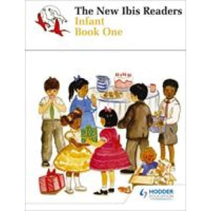 New Ibis Readers Book 1 - Hodder Education 9780582034556