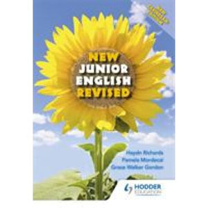 New Junior English Revised 2nd edition - Hodder Education 9781408282595
