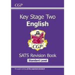 New KS2 English Targeted SATS Revision Book - Standard Level (for the 2019 tests) - CGP Books 9781782946779