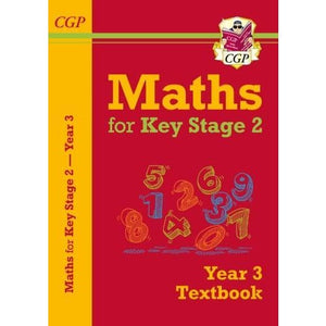 New KS2 Maths Textbook - Year 3 - CGP Books 9781782947967