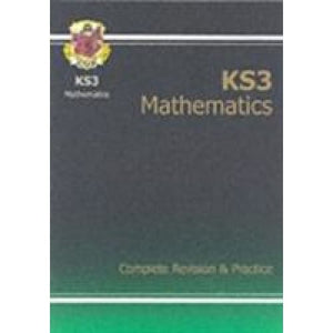 New KS3 Maths Complete Study & Practice - Higher (with Online Edition) - CGP Books