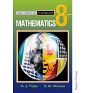 New National Framework Mathematics 8+ Pupil's Book - Oxford University Press 9780748767540
