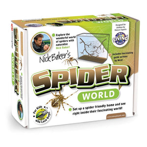 Nick Bakers Spider World - Interplay 5026175001364