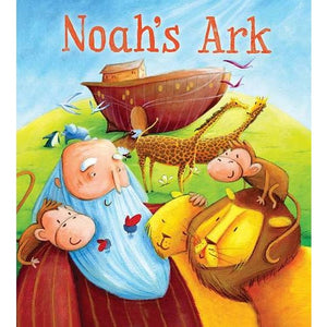 Noah'S Ark (My First Bible Stories) - QED Publishing 9781848358911