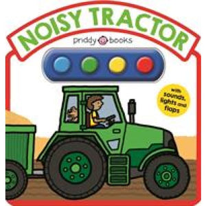 Noisy Tractor - Priddy Books 9781783418329