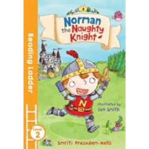 Norman the Naughty Knight - Egmont 9781405282147