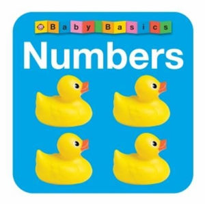 Numbers: First Concepts - Priddy Books 9781849157179