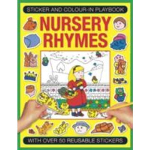 Nursery Rhymes - Anness Publishing 9781861477040