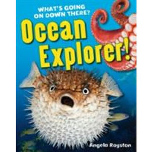 Ocean Explorer!: Age 5-6 below average readers - Bloomsbury Publishing 9781408133743
