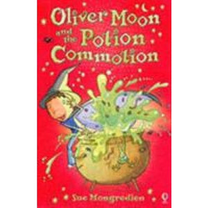 Oliver Moon And The Potion Commotion - Usborne Books