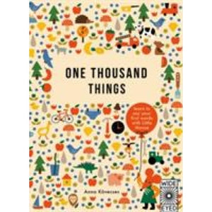 One Thousand Things - Wide Eyed Editions 9781847806079