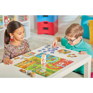 Orchard Toys Pop the Shops Shopping Game - 5011863100658