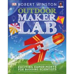 Outdoor Maker Lab - Dorling Kindersley 9780241302200