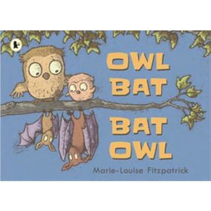Owl Bat - Walker Books 9781406373448