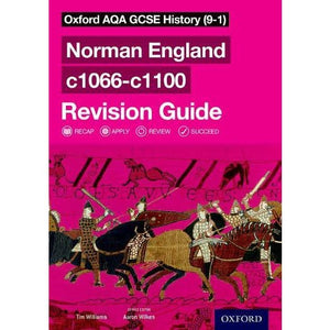 Oxford AQA GCSE History (9-1): Norman England c1066-c1100 Revision Guide - University Press 9780198432845