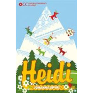 Oxford Children's Classics: Heidi - University Press 9780192743602