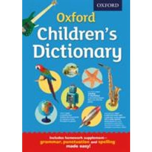 Oxford Children's Dictionary - University Press 9780192744012