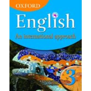 Oxford English: An International Approach Book 3 - University Press 9780199126668