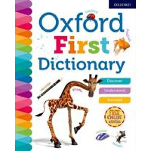 Oxford First Dictionary - University Press 9780192767202
