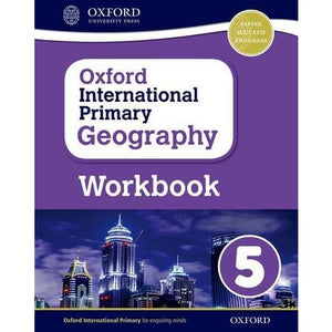 Oxford International Primary Geography: Workbook 5 - University Press 9780198310136