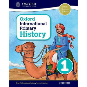 Oxford International Primary History: Student Book 1 - University Press 9780198418092