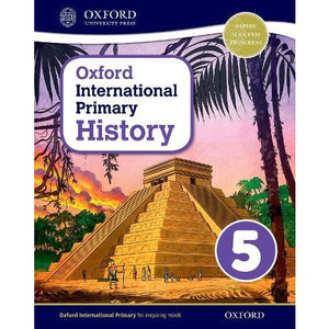 Oxford International Primary History: Student Book 5 - University Press 9780198418139