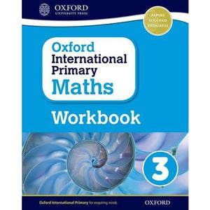 Oxford International Primary Maths: Grade 3: Workbook 3 - University Press 9780198365280