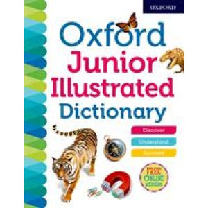 Oxford Junior Illustrated Dictionary - University Press 9780192767226