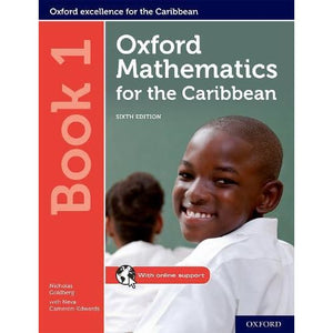 Oxford Mathematics for the Caribbean: Book 1 - University Press 9780198425694