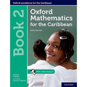 Oxford Mathematics for the Caribbean: Book 2 - University Press 9780198425748