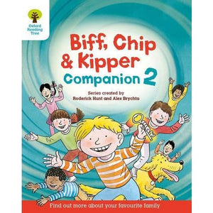 Oxford Reading Tree: Biff Chip and Kipper Companion 2: Year 1 / University Press 9780198307570