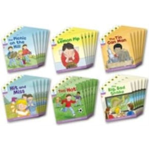Oxford Reading Tree Biff Chip and Kipper Stories Decode Develop: Level 1+: 1+ More B Develop Class Pack of 36 - University Press