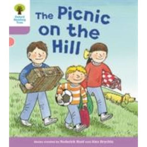 Oxford Reading Tree Biff Chip and Kipper Stories Decode Develop: Level 1+: The Picnic on the Hill - University Press 9780198364320