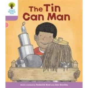 Oxford Reading Tree Biff Chip and Kipper Stories Decode Develop: Level 1+: The Tin Can Man - University Press 9780198364344