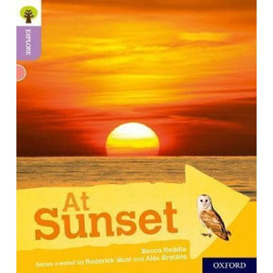 Oxford Reading Tree Explore with Biff Chip and Kipper: Level 1+: At Sunset - University Press 9780198396567