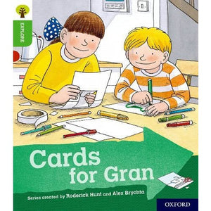 Oxford Reading Tree Explore with Biff Chip and Kipper: Level 2: Cards for Gran - University Press 9780198396659