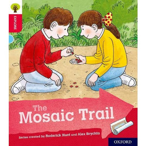 Oxford Reading Tree Explore with Biff Chip and Kipper: Level 4: The Mosaic Trail - University Press 9780198396772