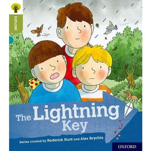 Oxford Reading Tree Explore with Biff Chip and Kipper: Level 7: The Lightning Key - University Press 9780198397038