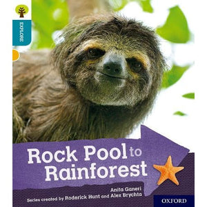 Oxford Reading Tree Explore with Biff Chip and Kipper: Level 9: Rock Pool to Rainforest - University Press 9780198397229
