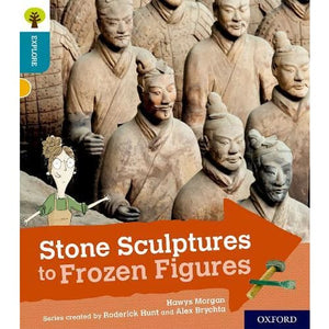 Oxford Reading Tree Explore with Biff Chip and Kipper: Level 9: Stone Sculptures to Frozen Figures - University Press 9780198397182