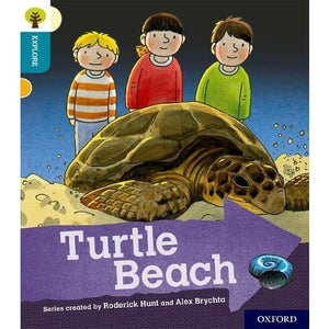 Oxford Reading Tree Explore with Biff Chip and Kipper: Level 9: Turtle Beach - University Press 9780198397212
