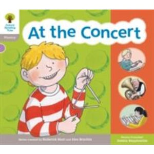 Oxford Reading Tree: Floppy Phonic Sounds & Letters Level 1 More a At the Concert - University Press 9780198488842