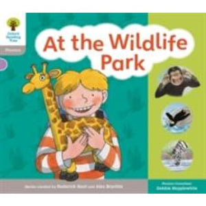 Oxford Reading Tree: Floppy Phonics Sounds & Letters Level 1 More a At the Wildlife Park - University Press 9780198488903