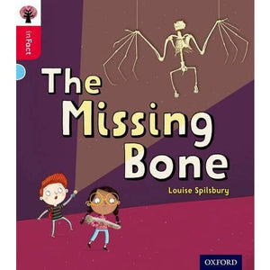 Oxford Reading Tree inFact: Level 4: The Missing Bone - University Press 9780198371038