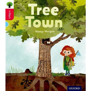 Oxford Reading Tree inFact: Level 4: Town - University Press 9780198371021