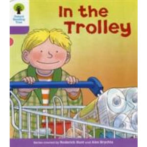Oxford Reading Tree: Level 1+: Decode and Develop: In the Trolley - University Press 9780198483809