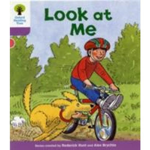 Oxford Reading Tree: Level 1+: First Sentences: Look At Me - University Press 9780198480662